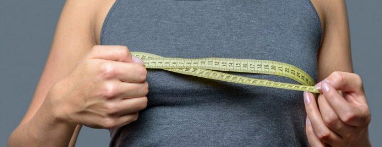 ¿Aumenta el tamaño del pecho en la menopausia?