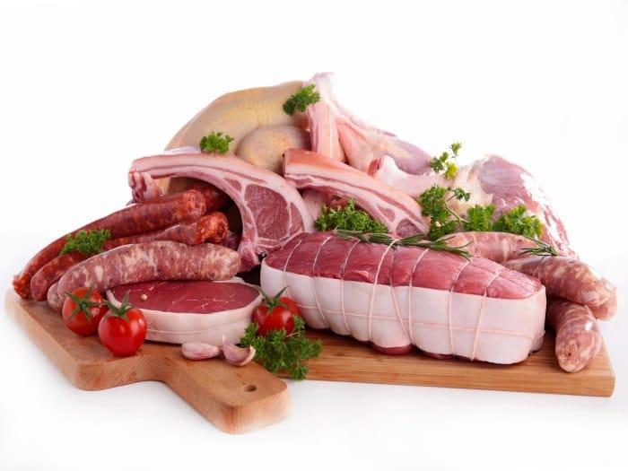 Evitar la carne cruda en el embarazo