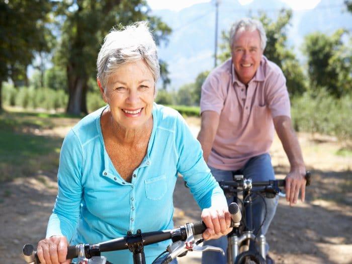 Ejercicio en la menopausia