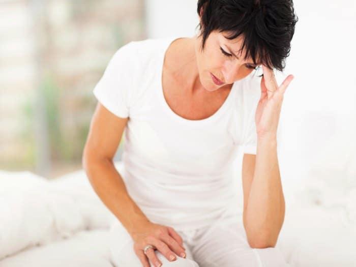 Migrañas en la menopausia