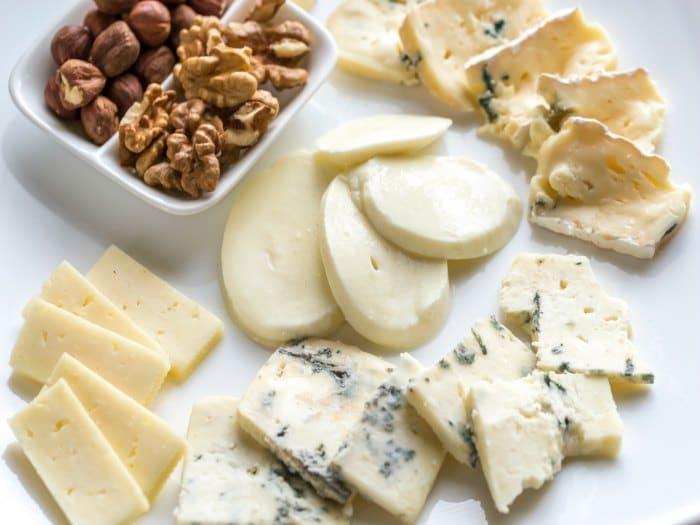 Evitar quesos blandos durante el embarazo