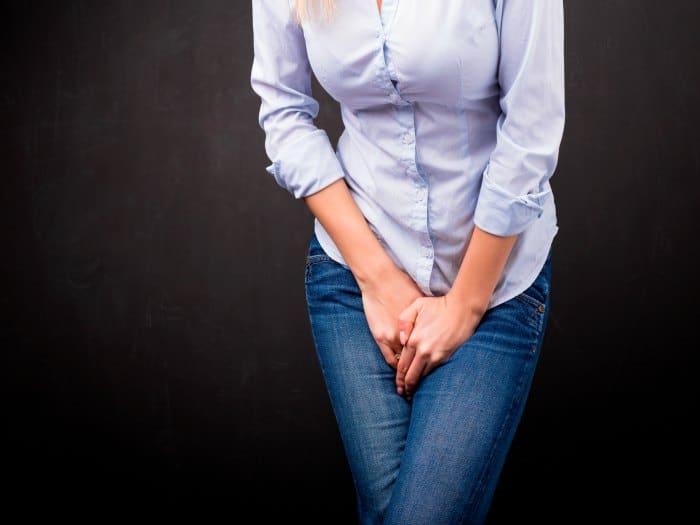 Relación incontinencia urinaria y menopausia