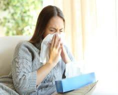 Como evitar la gripe durante el embarazo