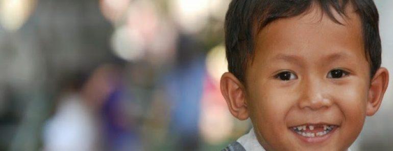 ¿A qué edad empiezan los niños a perder sus dientes de leche?