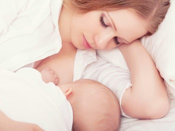Cuándo y cómo se forma la leche materna