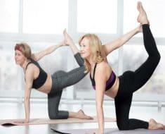 Beneficios del pilates en la menopausia