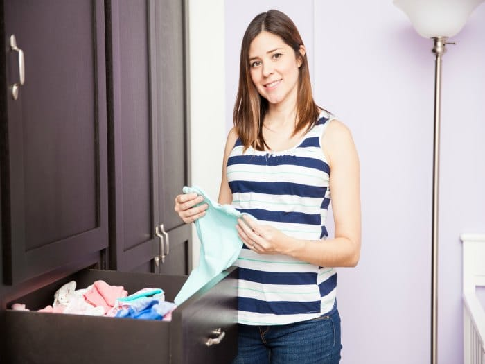 Obsesión por el orden y la limpieza en el embarazo