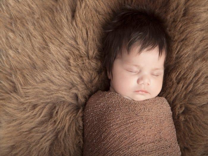 Es cierto que el pelo del bebé provoca ardor