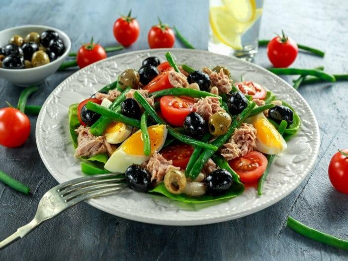 Dieta rica en vitamina B