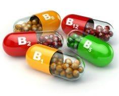 Importancia de las vitaminas B en la menopausia