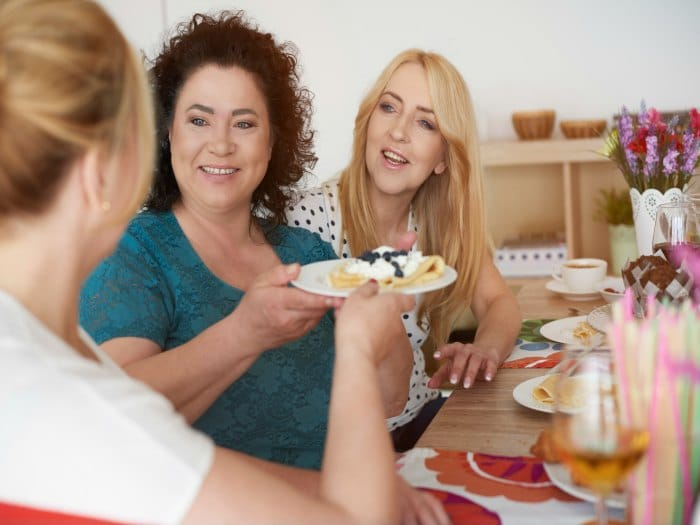 Cómo cambia el apetito en la menopausia