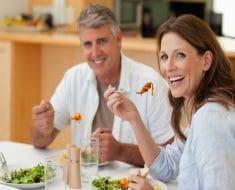 Cambios en el apetito durante la menopausia