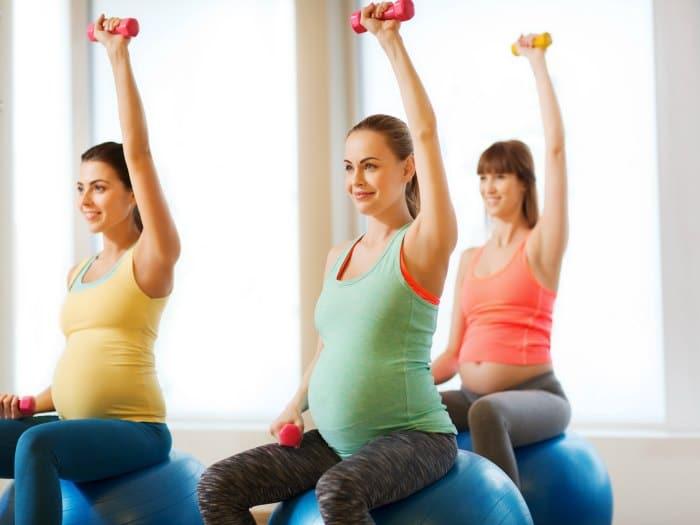 ¿Se puede practicar ejercicio en el embarazo?