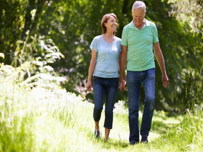 Comparte una vida sana con tu pareja