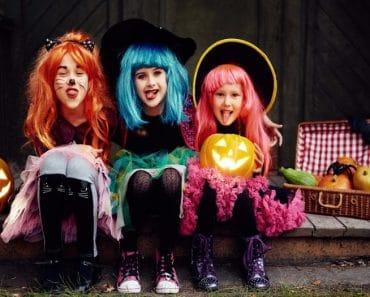 Consejos saludables para celebrar Halloween
