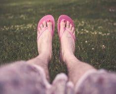 Por qué las chanclas son perjudiciales para nuestros pies