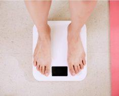 Aumento peso en la menopausia