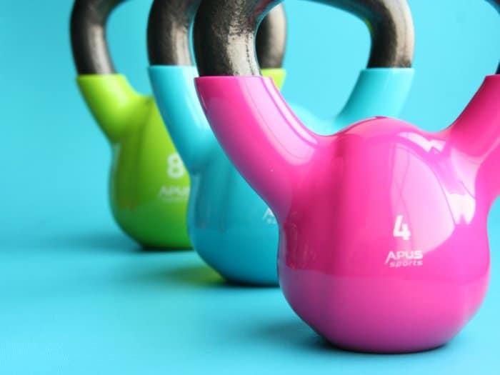Ejercicio fuerza para la menopausia