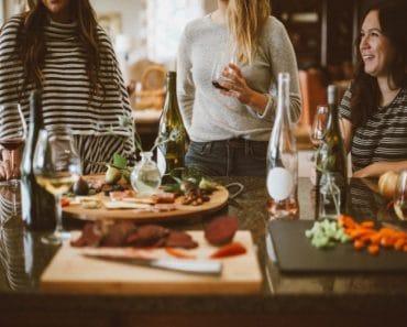 Alcohol y dieta