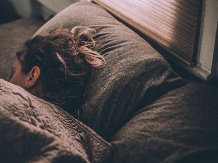 Dormir menos con el paso de los años