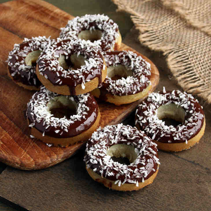 Ceto donuts glaseados