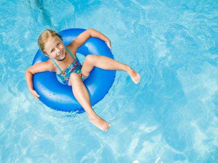 Ahogamiento en piscinas
