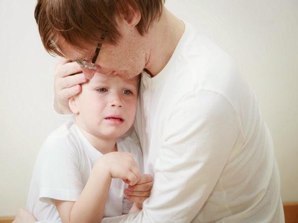 Infección de orina en niños