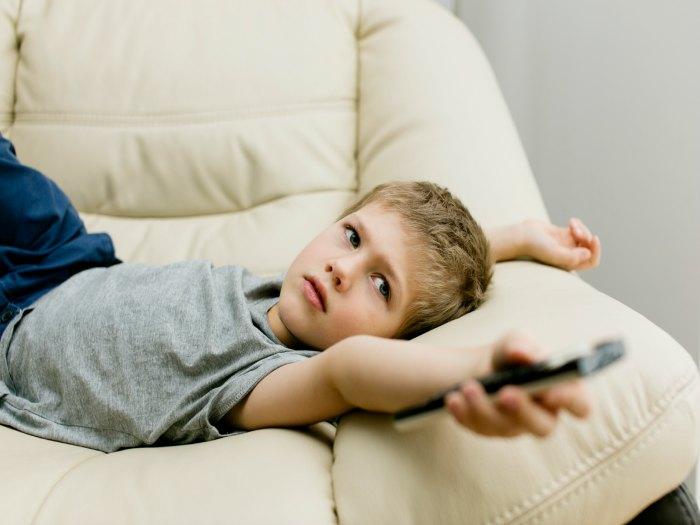 Sedentarismo y hábitos alimenticios en niños
