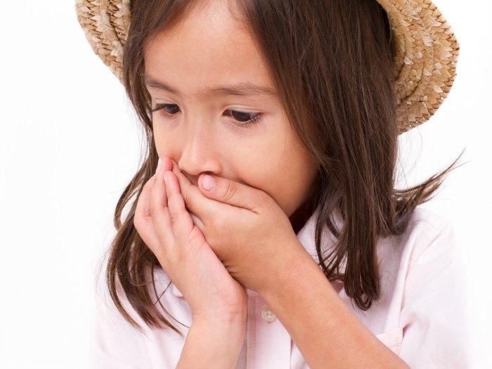 Vômitos e diarréia em crianças
