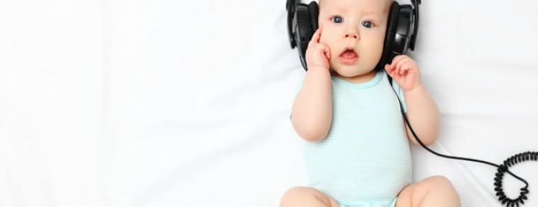 La canción que hace que tu bebé sea más feliz