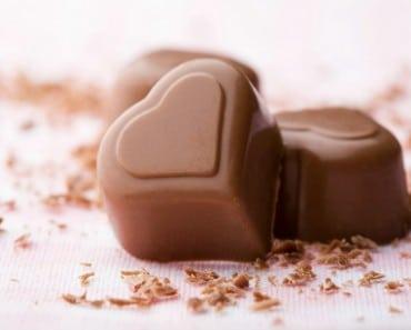 Por qué el chocolate negro es bueno para nuestro corazón