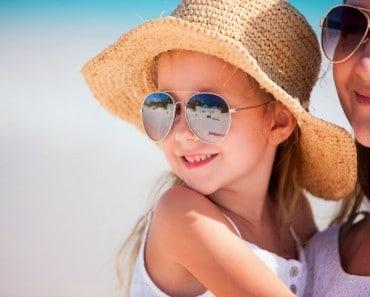 Protege tus ojos del sol del verano