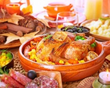 Cómo evitar ganar peso en Acción de Gracias