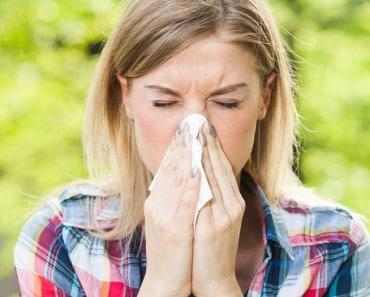 Cómo prevenirlas alergias estacionales