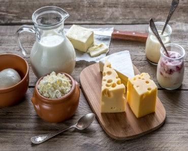 Comer mucho queso no aumenta el colesterol