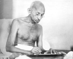 Frases religiosas de Gandhi
