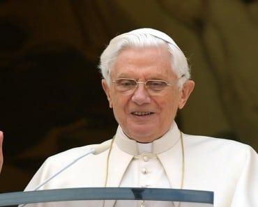 Frases Religiosas de Benedicto XVI