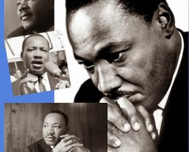 Frases y pensamientos positivos de el líder religioso Martin Luther King