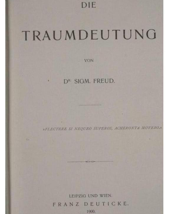 Teoria de los Sueños de Sigmund Freud