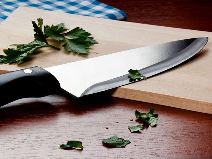 soñar con cuchillo