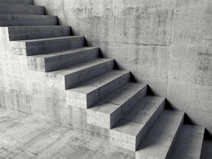 soñar con escalera