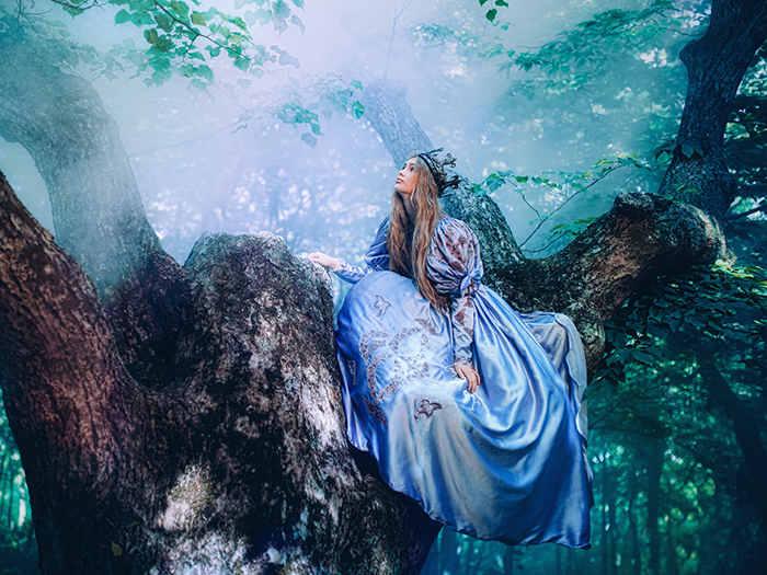 soñar con principe o princesa