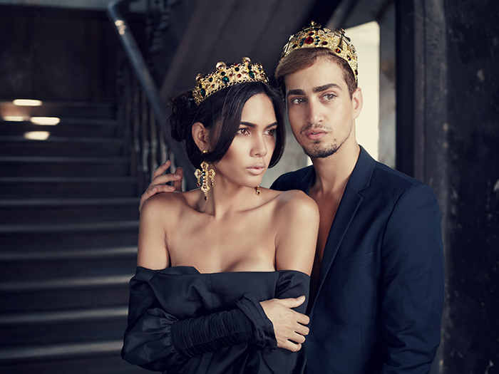 Soñar Con Un Rey O Una Reina