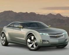 2007 Chevrolet Volt Concept. X07CC_CH010