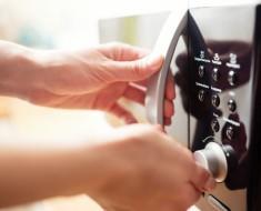 Inventos: microondas