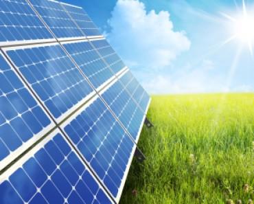 Placas solares o paneles fotovoltáicos