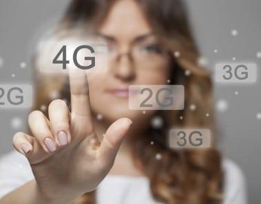 Inversión en tecnología 4G