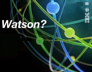 Watson, sistema de inteligencia artificial de IBM