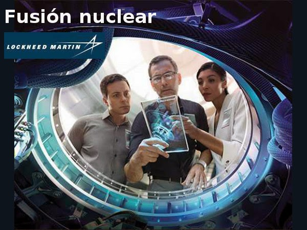 Avance en fusión nuclear