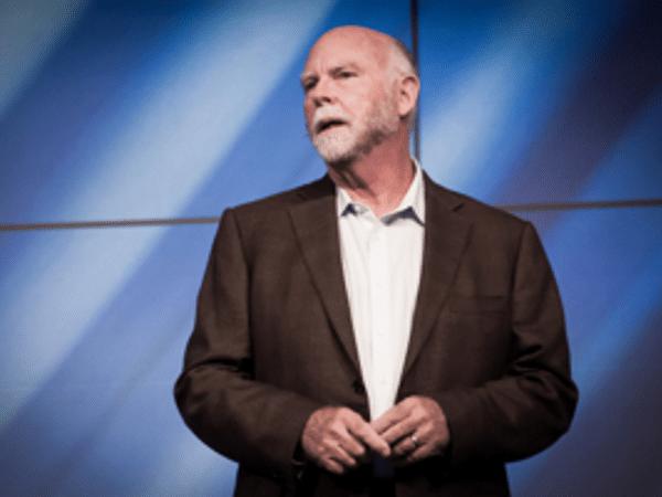 Craig Venter, famosos bioquímico y empresario, en Exponential Medicine